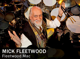 Ahead Artist Mick Fleetwood