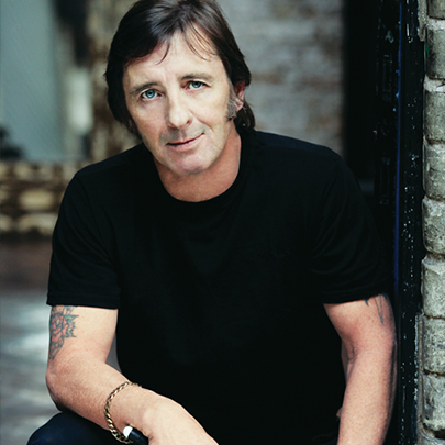 Ahead Artist Phil Rudd